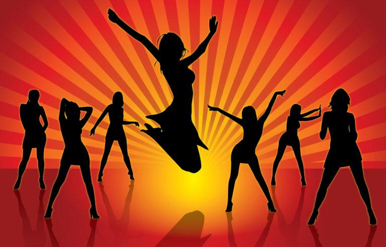 Kilo Vermenin En Keyifli Yolu : Dans!