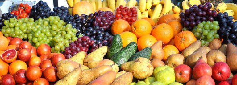 Proteini Bol Meyveler