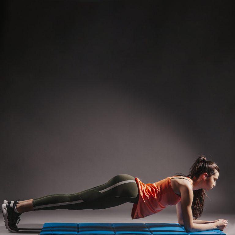 Plank Programı